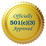 Officially 501(c)(3) Approved